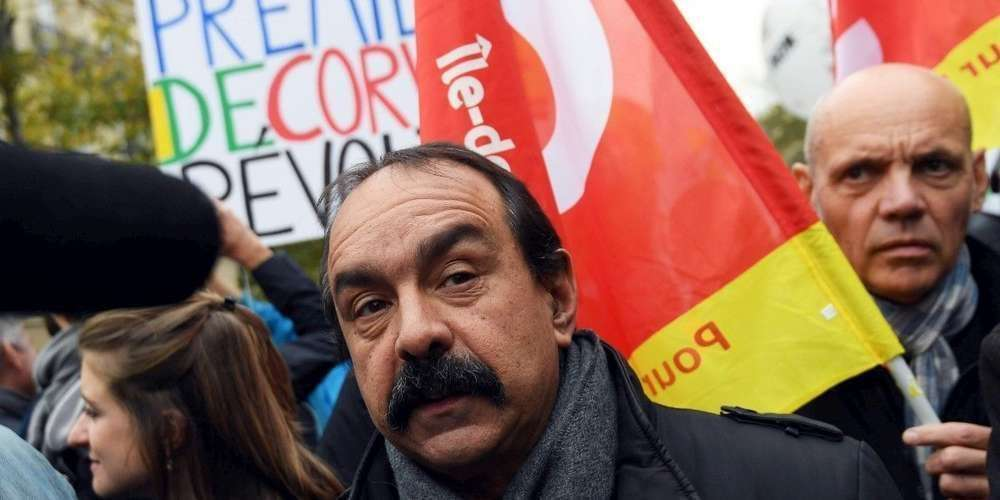 #GiletsJaunes : la trahison de la CGT et de Martinez