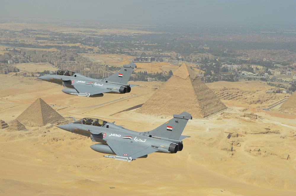 Le crash secret d'un Rafale en Égypte embarrasse Paris et Le Caire