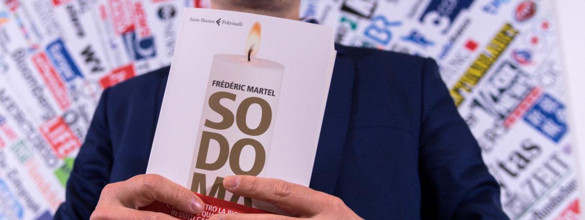 « Sodoma » : le livre qui lève le voile sur l'homosexualité au Vatican !