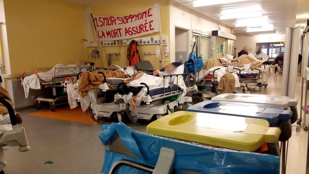 Hôpital de Lons : un patient décède dans des urgences surchargées !
