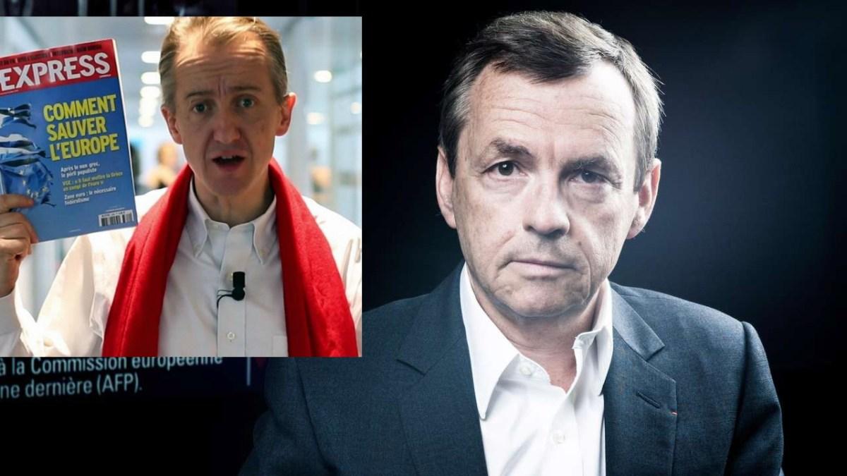 Alain Weill, dirigeant d'Altice, va prendre le contrôle de « L'Express »