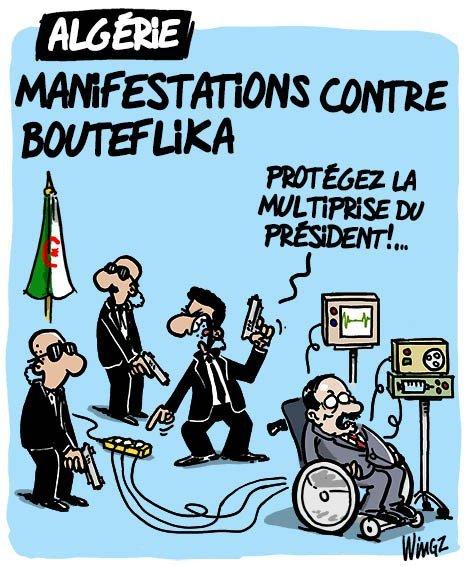 Bouteflika est sous une menace vitale permanente selon les médecins suisses !
