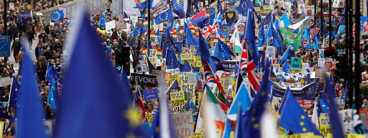 Brexit : maintenant une pétition vaut plus qu'un vote !