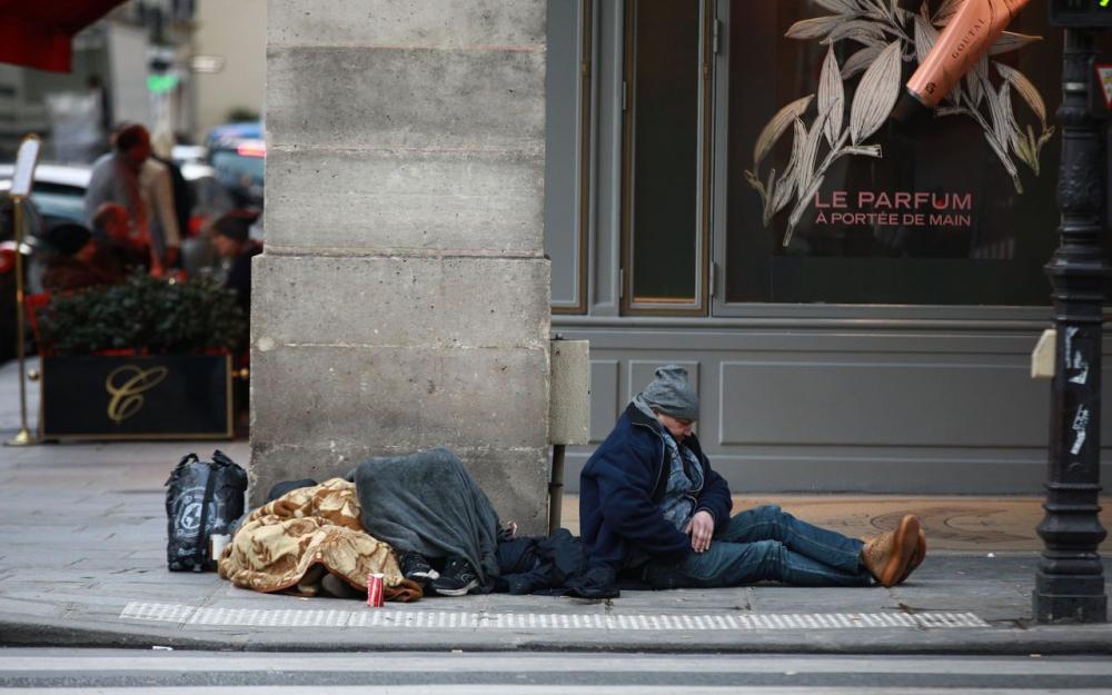 566 SDF sont morts dans la rue en 2018 en France !