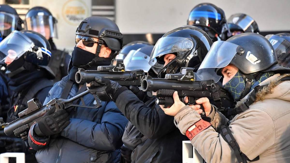 #GiletsJaunes : le LBD multi-coups est bien une « arme de guerre » !