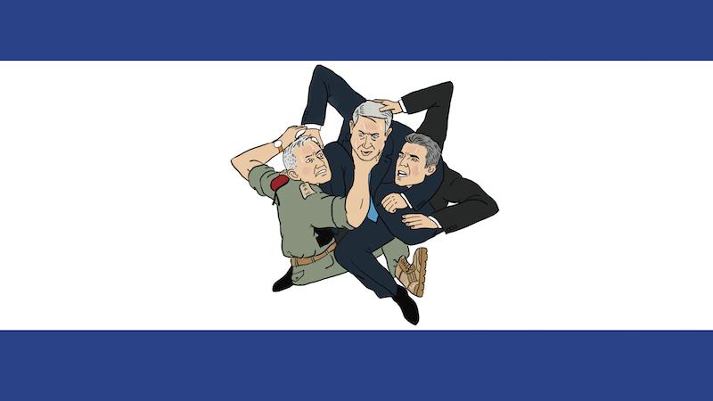 L'israël : misère et insécurité, tout un projet de vie !