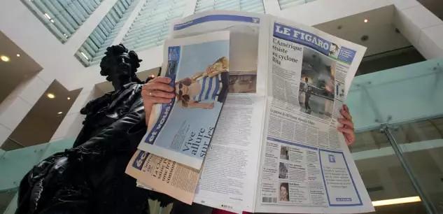 Sexisme, violences sexuelles : un haut responsable du « Figaro » mis en cause par une journaliste