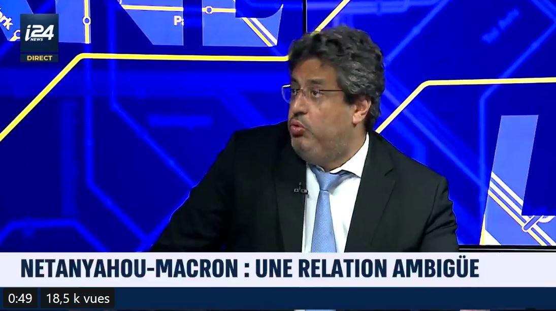 Meyer Habib piétine la loi internationale avec l'argent du contribuable français !