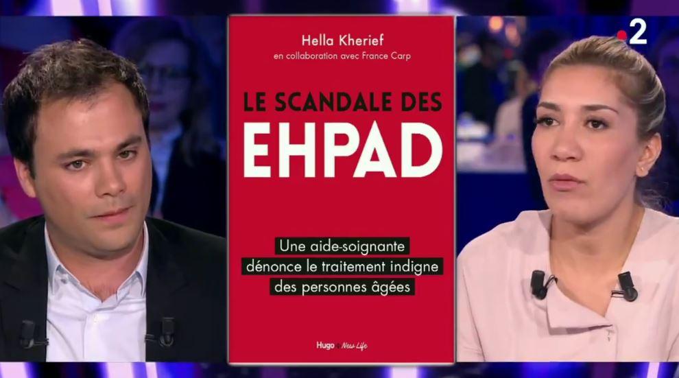 Course au profit : le scandale des EHPAD