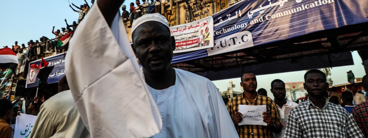 Soudan : la contestation rejette l'aide financière de l'Arabie saoudite et des Émirats arabes unis
