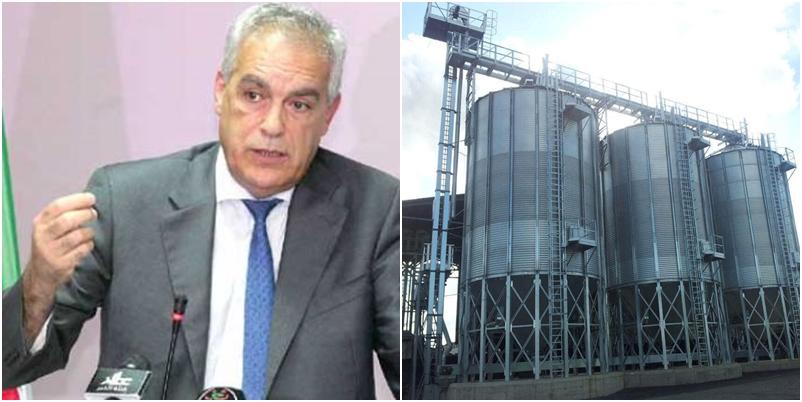 Algérie : Boudjema Telai et ses silos à grains fantômes à 2200 milliards ?