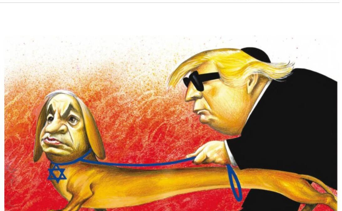 Une caricature antisémite publiée dans le NYT fait scandale !