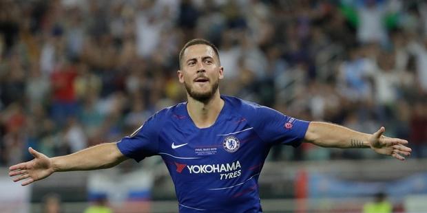Les fans juifs de Chelsea en colère contre Eden Hazard