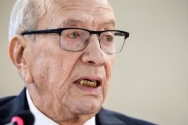 Rumeur persistante sur la mort du président Caïd Essebsi : le silence assourdissant des autorités