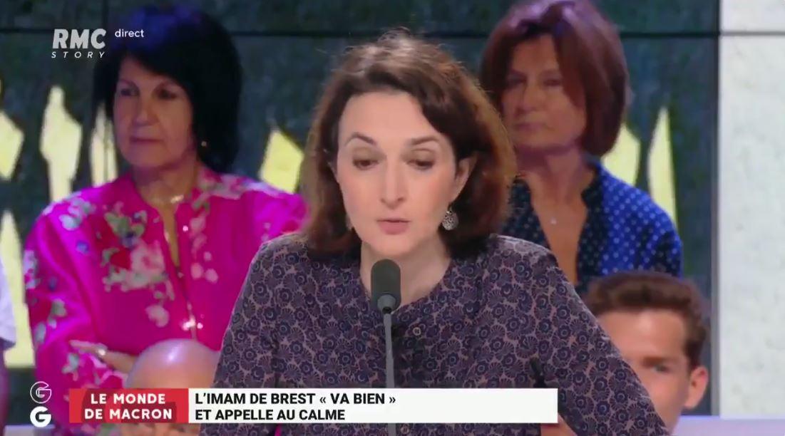Barbara Lefebvre sur RMC : l'islamophobie décomplexée !