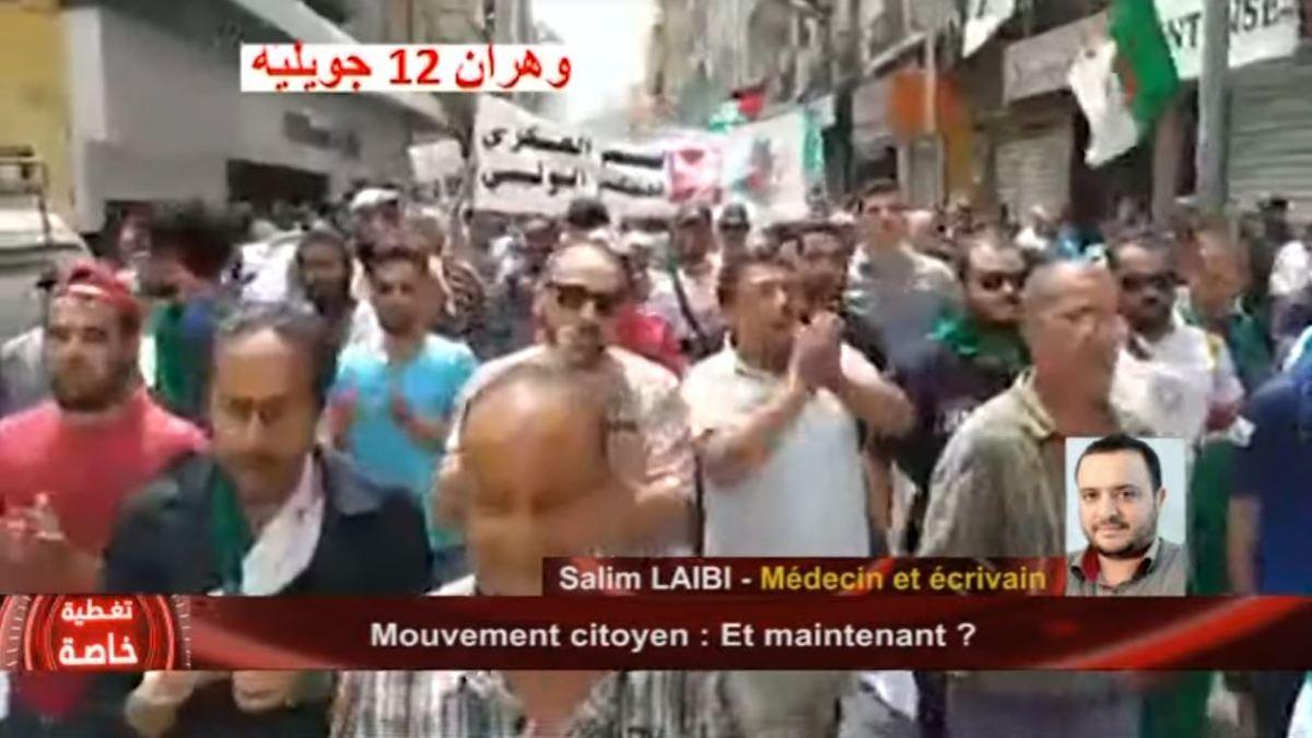 Mouvement citoyen : Et maintenant ? ITW de Salim Laïbi