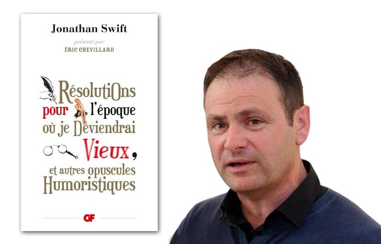 Réaction heureuse d'un écrivain « post-moderne »,Éric Chevillard, par le Pr Pierre Dortiguier