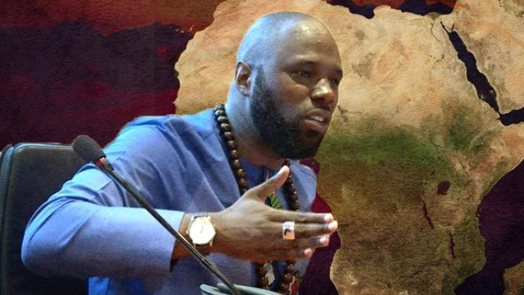 Kemi Seba : « Pour une Afrique puissante et souveraine »