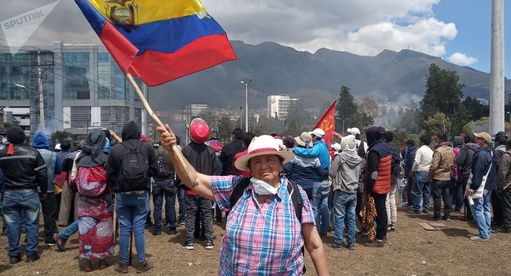 Équateur : situation insurrectionnelle grave et répression sanglante !