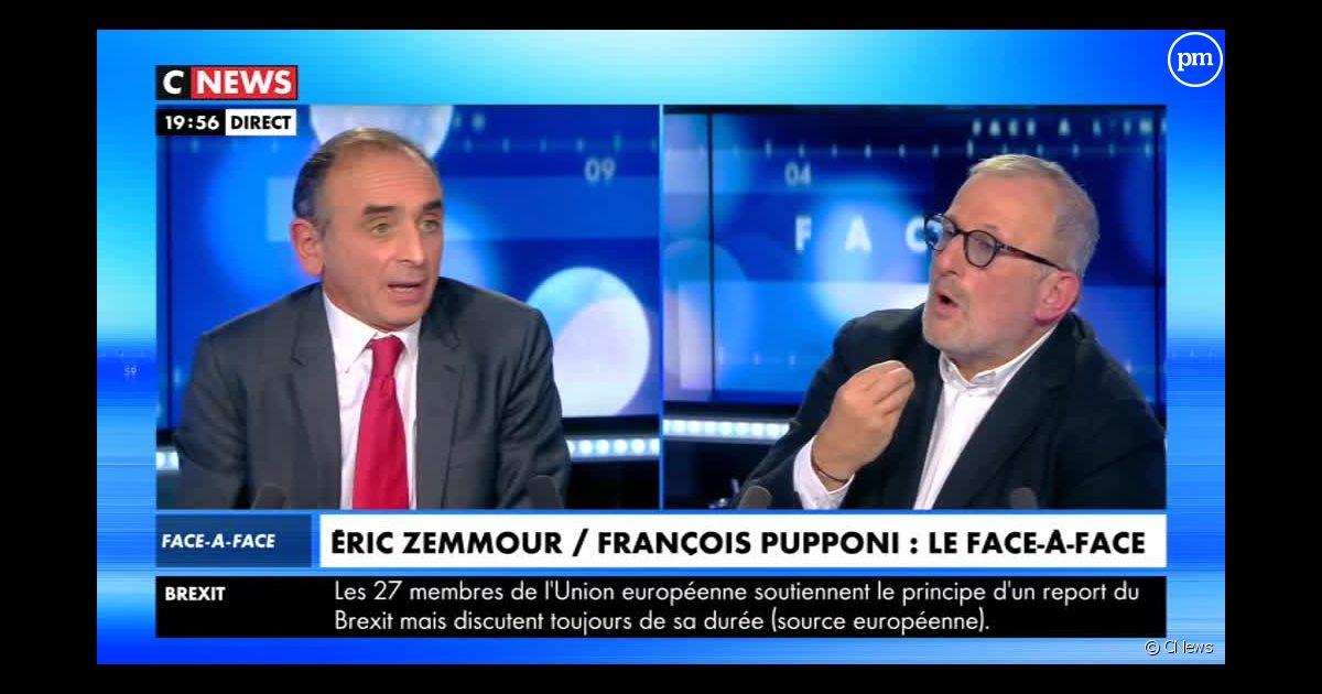 Éric Zemmour fait l'apologie des crimes de guerre sur CNews