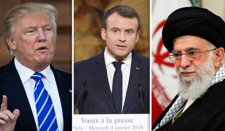 Khamenei : Macron est soit un imbécile, soit une marionnette de Washington