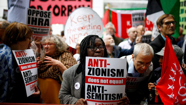 Lutte contre l'antisémitisme : 127 universitaires juifs appellent à s'opposer à une résolution LREM