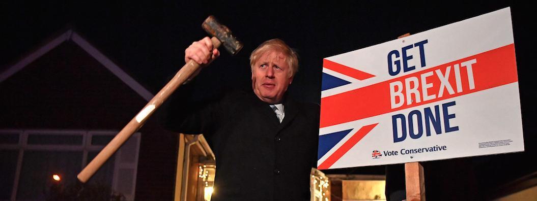 Brexit : victoire écrasante de Boris Johnson aux élections législatives !