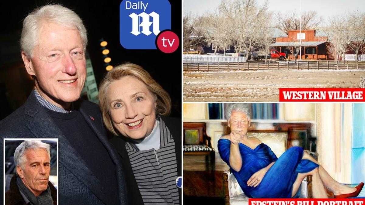 Bill Clinton était le « compagnon de célébrité » le plus proche de Jeffrey Epstein
