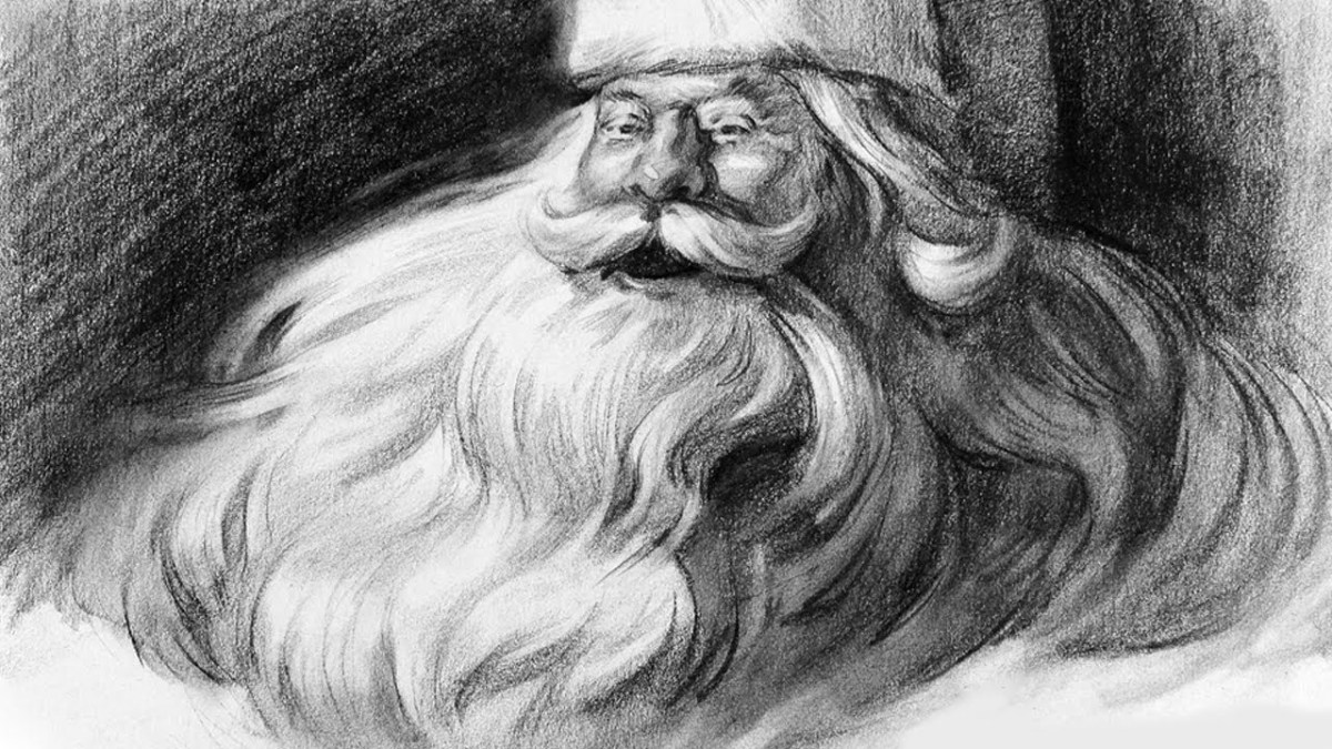 L'ésotérisme du Père Noël, par Pierre-Yves Lenoble