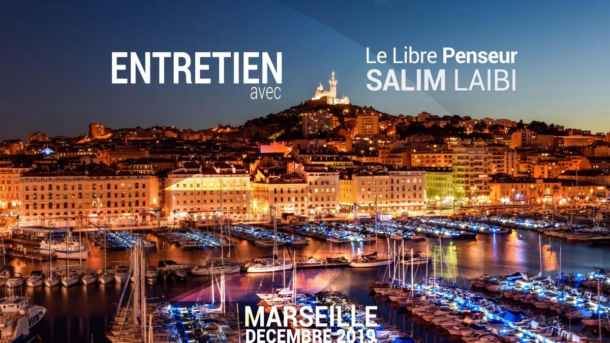 Entretien avec Salim Laïbi-Le Libre Penseur, par LBE