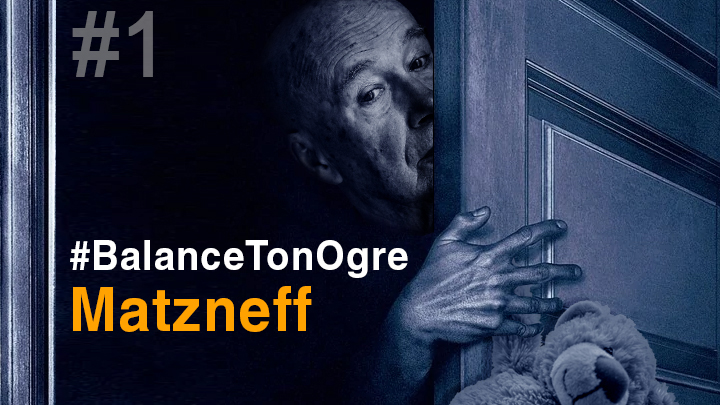#BalanceTonOgre n°1 : le cas Gabriel Matzneff