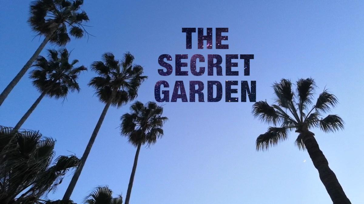 The Secret Garden, par LBE