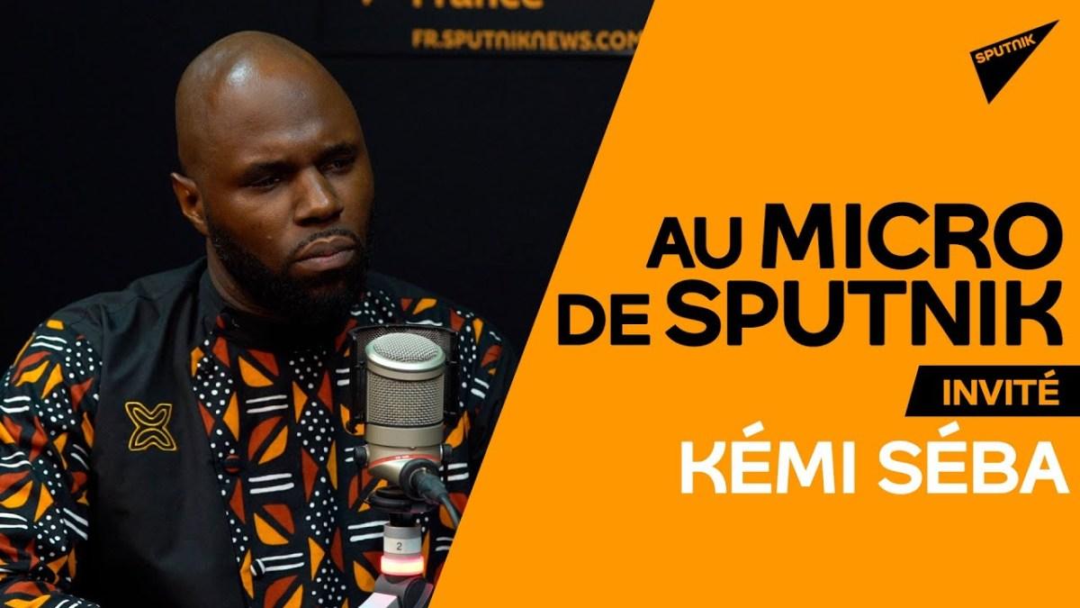 Kemi Seba : « Mes expulsions reflètent toutes les tares de la Françafrique »