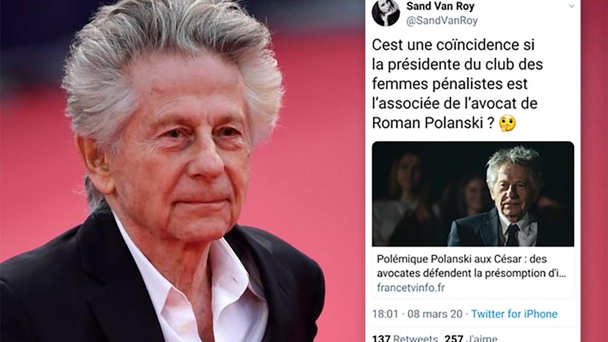 Polémique des César : des avocates défendent indirectement Polanski