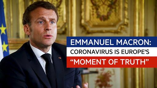 Macron déclare au Financial Times que la « Bête de l'événement est là » !