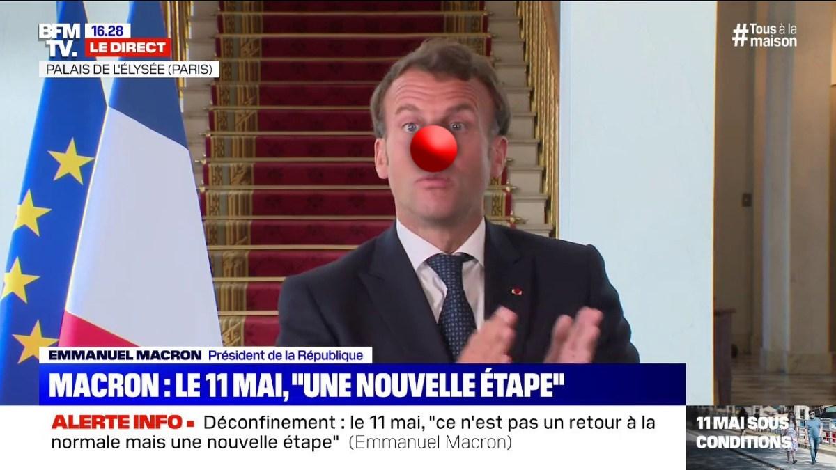 Fake news : Macron a menti concernant les résultats de l'essai Discovery ! Preuves en images…