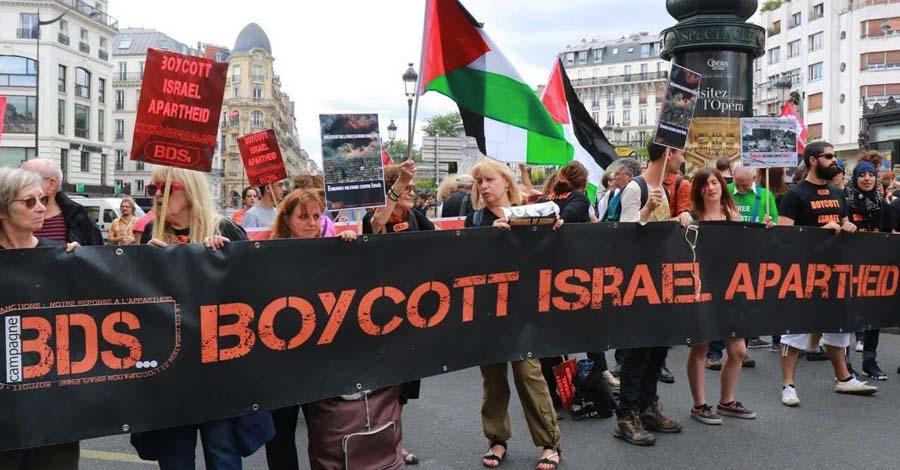 La France condamnée pour criminalisation de la campagne Boycott, Désinvestissement, Sanctions [BDS]