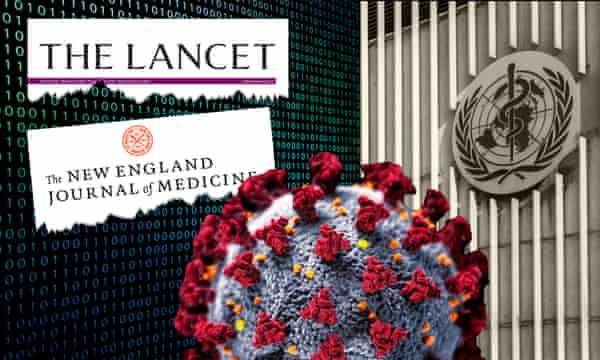 LancetGate : le gouvernement et l'OMS ont modifié la politique de Covid-19 sur la base de données inventées !