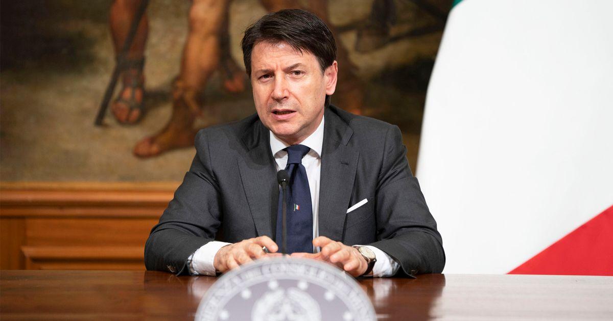 Le Premier ministre italien entendu par la justice sur sa gestion de l'épidémie de Covid-19
