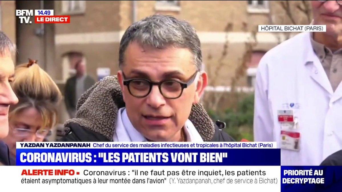 Coronavirus : quand Yazdan Yazdanpanah jugeait « extrêmement faible » la probabilité d'une épidémie en France !