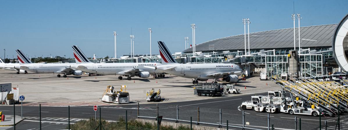 À Paris, le trafic aérien devrait retrouver son niveau d'avant-crise entre 2024 et 2027
