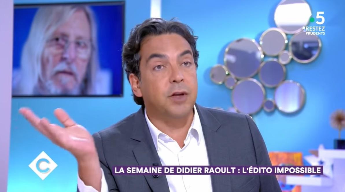 Chloroquine et Didier Raoult : la mauvaise foi de Patrick Cohen
