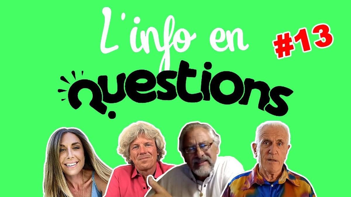 L'info en QuestionS #13 – émission du 3 septembre 2020
