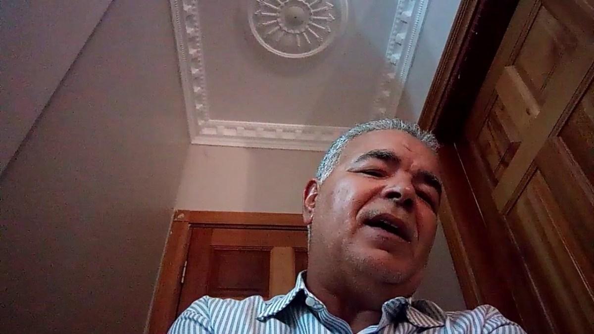 رسالة من قدور الرامي معارض سياسي مغربي في المنفى إلى شعبه وإلى الشعب الجزائري