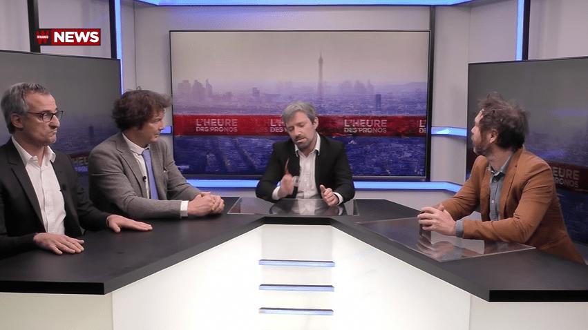Esprit «Charlie» : Sébastien Thoen viré de Canal+ à la suite d'un sketch sur « L'Heure des pros » de CNews