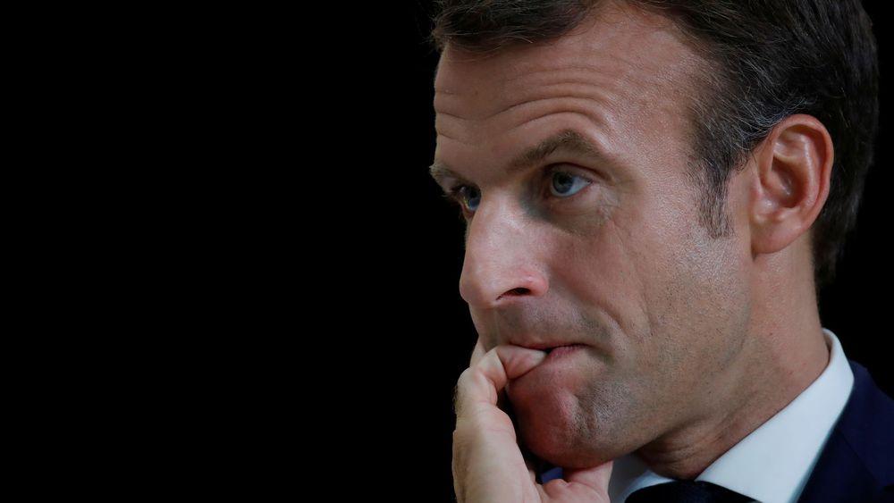 Propaganda : la popularité moyenne de Macron au plus haut selon les journaux laquais du pouvoir !