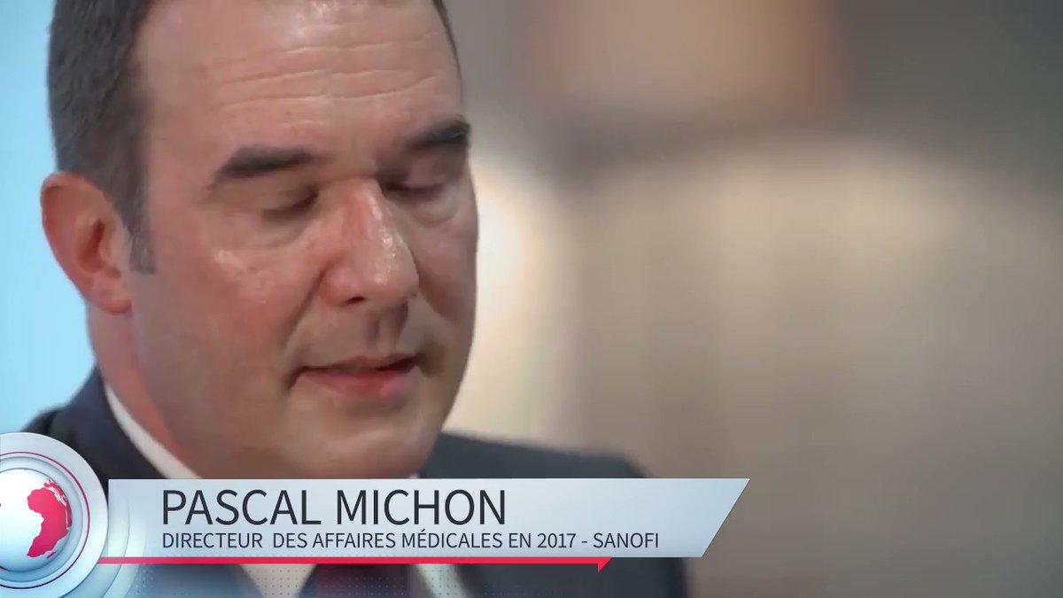 Big Pharma : Pascal Michon, directeur des affaires médicales de Sanofi !
