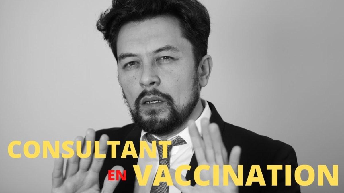 Consultant en vaccination, par Karim Duval