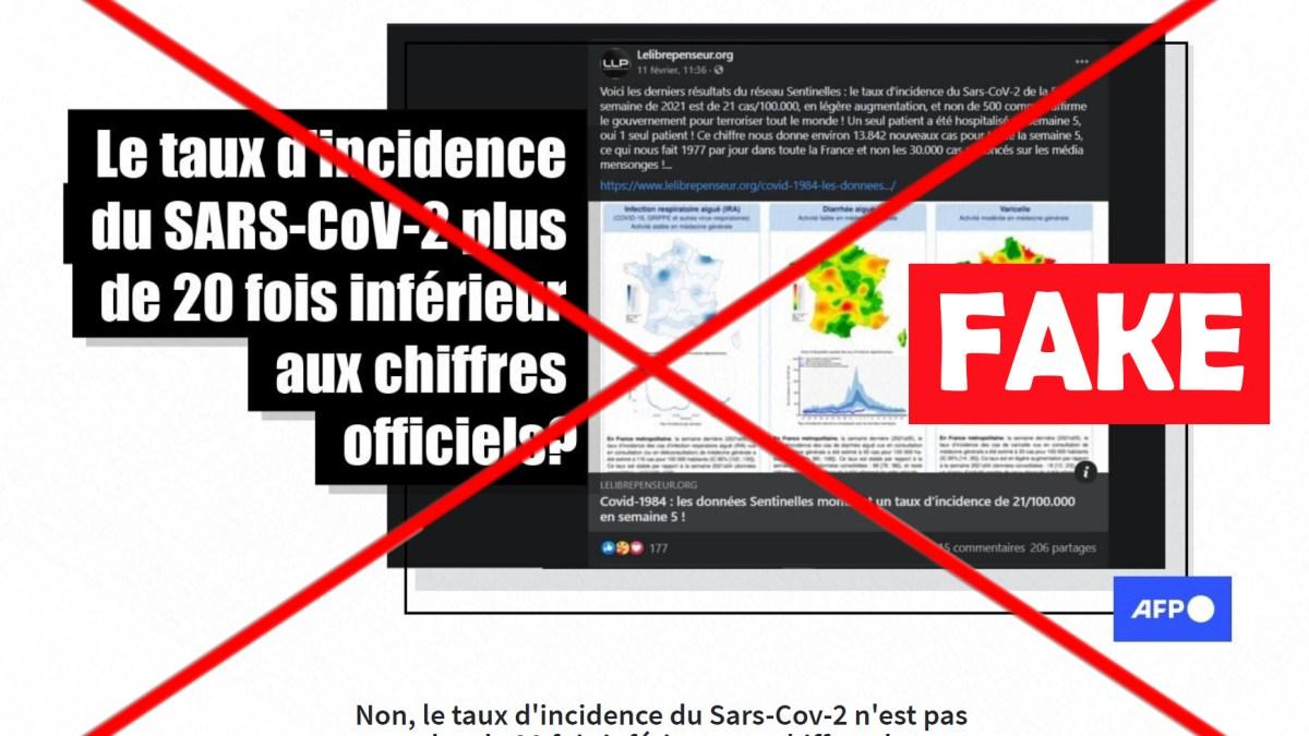 Débunkage méthodique de l'article mensonger d'AFP Factuel !
