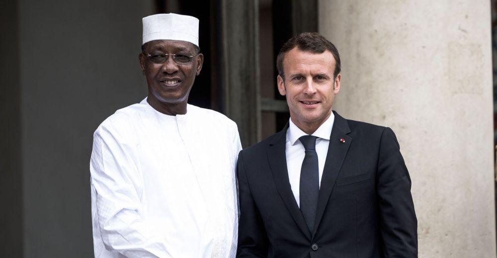 France-Afrique : Idriss Déby, le dictateur bien aimé de la macronie !